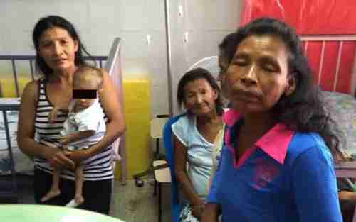 More starving children in Venezuela's Socialist paradise are nothing but skin and bones