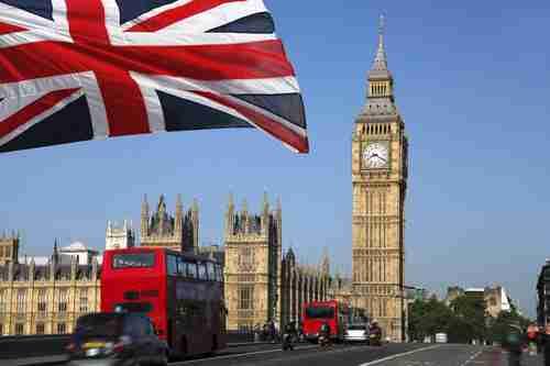 UK Parliament buildings